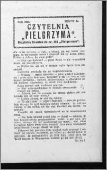 Czytelnia Pielgrzyma, R. 60 (1928), z. 12