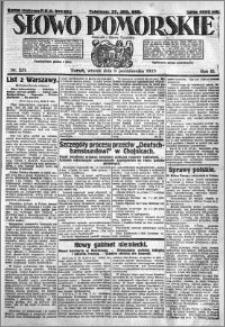 Słowo Pomorskie 1923.10.09 R.3 nr 231