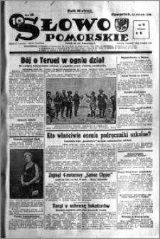 Słowo Pomorskie 1938.01.13 R.18 nr 9