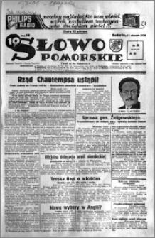 Słowo Pomorskie 1938.01.15 R.18 nr 11
