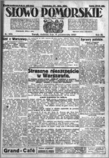 Słowo Pomorskie 1923.10.14 R.3 nr 236