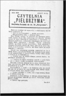Czytelnia Pielgrzyma, R. 61 (1929), z. 14 (1)