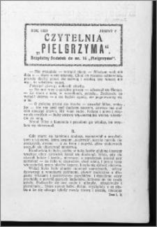Czytelnia Pielgrzyma, R. 61 (1929), z. 2