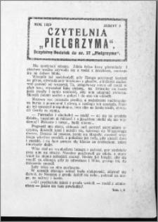 Czytelnia Pielgrzyma, R. 61 (1929), z. 5