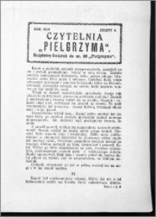 Czytelnia Pielgrzyma, R. 61 (1929), z. 8