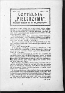 Czytelnia Pielgrzyma, R. 61 (1929), z. 10