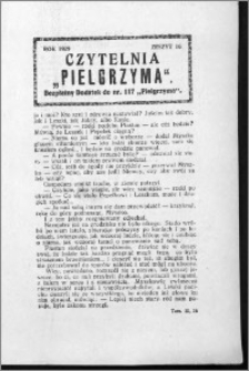 Czytelnia Pielgrzyma, R. 61 (1929), z. 16