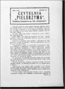 Czytelnia Pielgrzyma, R. 61 (1929), z. 17