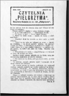 Czytelnia Pielgrzyma, R. 61 (1929), z. 18
