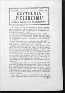 Czytelnia Pielgrzyma, R. 61 (1929), z. 19