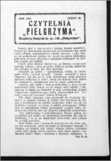Czytelnia Pielgrzyma, R. 61 (1929), z. 20