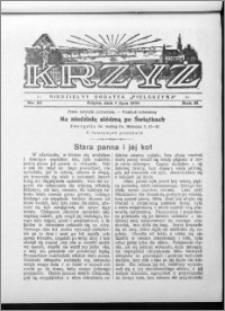 Krzyż, R. 61 (1929), nr 27