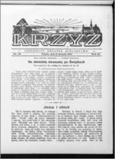 Krzyż, R. 61 (1929), nr 32