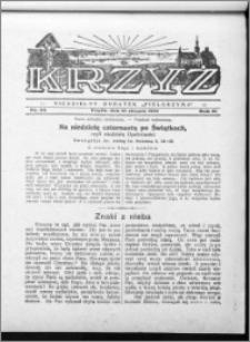 Krzyż, R. 61 (1929), nr 34