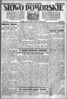 Słowo Pomorskie 1923.10.20 R.3 nr 241