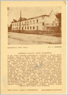 Brodnica : Pałac Anny Wazówny