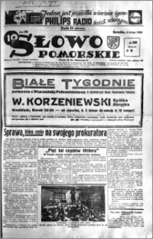 Słowo Pomorskie 1938.02.02 R.18 nr 26