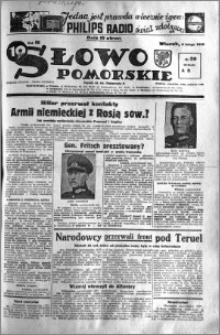 Słowo Pomorskie 1938.02.08 R.18 nr 30