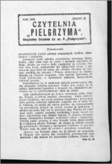 Czytelnia Pielgrzyma, R. 62 (1930), z. 22