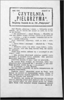 Czytelnia Pielgrzyma, R. 62 (1930), z. 18