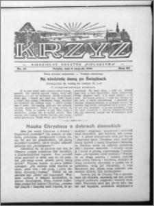 Krzyż, R. 62 (1930), nr 31