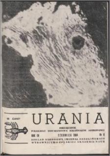 Urania 1984, R. 55 nr 6