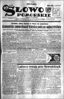 Słowo Pomorskie 1938.03.01 R.18 nr 48