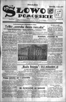 Słowo Pomorskie 1938.03.05 R.18 nr 52
