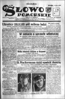Słowo Pomorskie 1938.03.09 R.18 nr 55