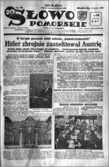 Słowo Pomorskie 1938.03.13 R.18 nr 59