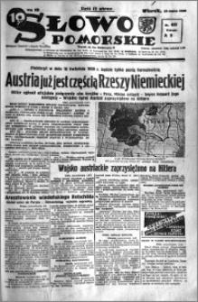 Słowo Pomorskie 1938.03.15 R.18 nr 60