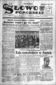 Słowo Pomorskie 1938.03.18 R.18 nr 63