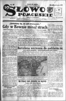 Słowo Pomorskie 1938.03.23 R.18 nr 67
