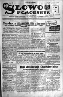 Słowo Pomorskie 1938.03.25 R.18 nr 69