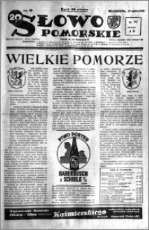 Słowo Pomorskie 1938.03.27 R.18 nr 71