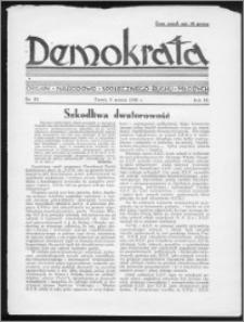 Demokrata 1936, R. 3, nr 10