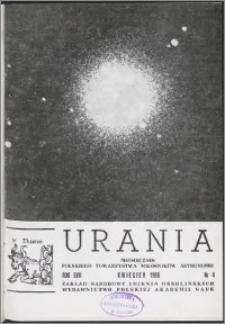 Urania 1986, R. 57 nr 4