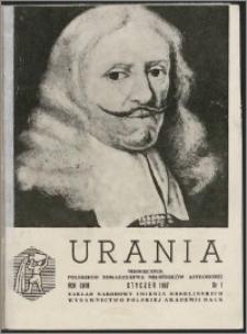 Urania 1987, R. 58 nr 1