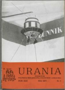 Urania 1971, R. 42 nr 5