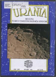 Urania 1993, R. 64 nr 1 (613)