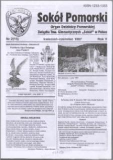 Sokół Pomorski 1997, R. 5 nr 2