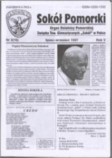 Sokół Pomorski 1997, R. 5 nr 3