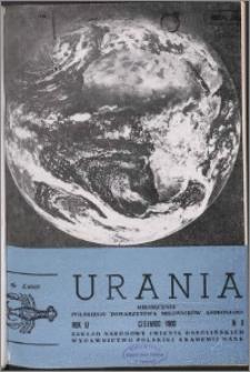 Urania 1980, R. 51 nr 6