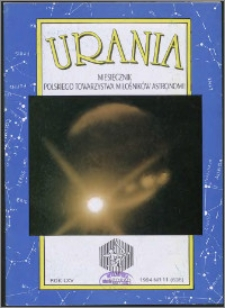 Urania 1994, R. 65 nr 11 (635)