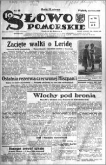Słowo Pomorskie 1938.04.01 R.18 nr 75