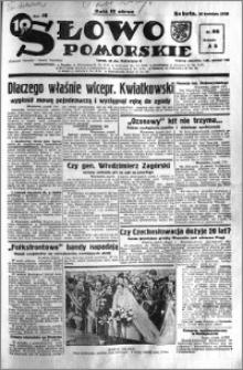 Słowo Pomorskie 1938.04.30 R.18 nr 99