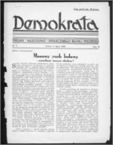 Demokrata 1935, R. 2, nr 8