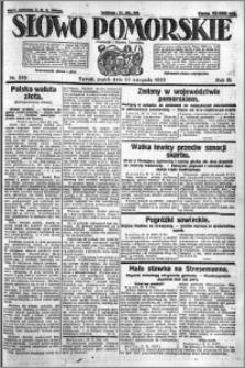 Słowo Pomorskie 1923.11.23 R.3 nr 269