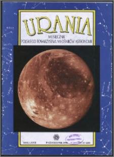 Urania 1996, R. 67 nr 10 (658)