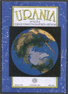Urania 1997, R. 68 nr 6 (666)